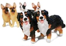 More details for bernese mountain dog gift, cruet set handmade by blue witch