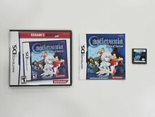 Castlevania Dawn Of Sorrow DS Used SAME DAY FREE SHIPPING