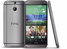 HTC One M8 Grey 32GB GSM 4G LTE Android Unlocked Canadian Version