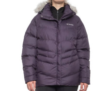 NEW COLUMBIA PEAK TO PARK WATERPROOF INSULATED JACKET WOMENS 2X WITH HOOD