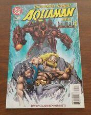 Aquaman #35 - August 1997