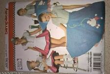 simplicity Child Female Costume Sewing Patterns