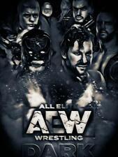 AEW Dark Season 1 2019 DVD Set 13 Episodes All Elite Wrestling