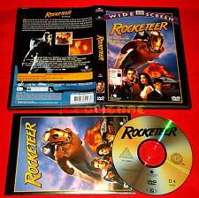 ROCKETEER - 1ª Edizione Bollino SIAE Rosa - Dvd - USATO - ET