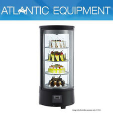Rotating Refrigerated Display