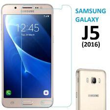 Pellicola Vetro Temperato per Samsung Galaxy J5 (2016) Proteggi Schermo + PANNO