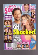 ABC SOAPS IN DEPTH  GENERAL HOSPITAL GH SHOCKERS JANUARY 18th 2016