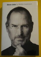 Steve Jobs 2011 First Edition Biography by Walter Isaacson Nice Photos See!