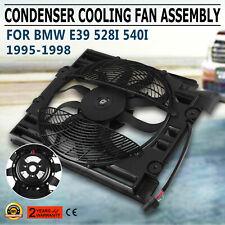 For BMW 5 SERIES E39 525i 528i 530i 540i 99 - 03 A/C AC COOLING FAN 64546921395