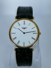 Watch mens Longines La Grande Classique L4. 635. 2 gold Ultra Thin Luxury