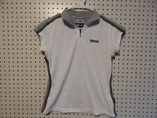 Womens adidas climalite stretch Green Bay Packers short sleeve polo shirt  small