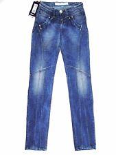 Sonderposten++ blaue  Damen Markenjeans ++ TAKE TWO ++ W28/L34