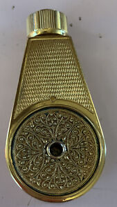 Vintage Brass Marcel Franck Perfume Dispenser