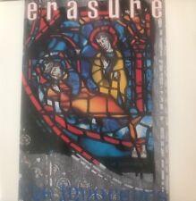 ERASURE - THE INNOCENTS CD 13 TRACKS POP Mute Records 1988