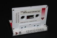 3000 HZ (3 kHz) velocità nastro di prova di calibrazione per registratore a cassette o WALKMAN C30