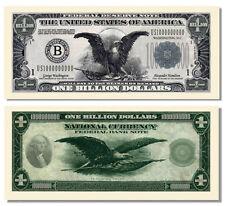 5 Factory Fresh Billion Dollar Federal Reserve Notes