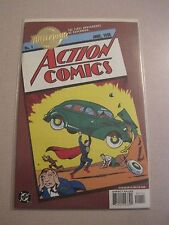 Action Comics #1 Superman June 1938 Reprint Millennium Issue