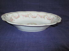 Z S & CO Orleans - OVAL SERVING BOWL *have more items to this set* BAVARIA