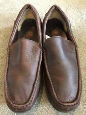 f055eec77ed UGG Australia Leather Medium (D, M) 12 Slippers for Men for sale | eBay