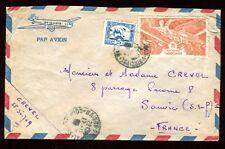 Indochine - Enveloppe de Saïgon pour la France - réf O72