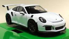 Porsche 911 - 991 Gt3 RS Blanc Gt3rs 1/24