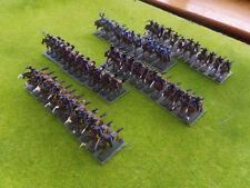 Painted Plastic German Toy Soldiers 11-20
