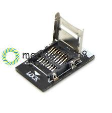 2Stks T-flash TF Card to Micro SD card adapter Module for Raspberry Pi V2 Molex