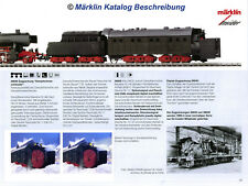 26830 kpl INSIDER Märklin Digital Dampfschneeschleuder + BR52 Lok OVP unbespielt