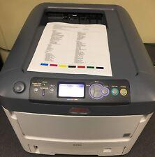 OKIDATA C711 Color Laser Printer with Duplex