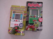 centipede & frogger (lots of 2)  mini arcade classic electronic Handheld Game