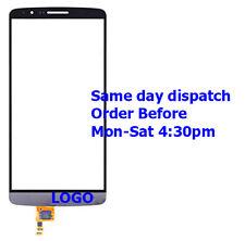 LG G3 D850 D855 Pantalla Táctil Digitalizador Gris Almohadilla de Lente de Vidrio de Repuesto + Herramientas