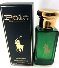 Original Polo Green Cologne Perfume Ralph Lauren 1.0 oz 30 ml EDT Spray Men Box