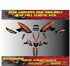KTM DUKE 125 200 390 2011-2016 Graphic Kit-Sticker Kit-Decals-MX