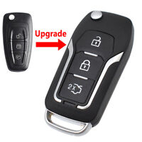 Car Key Shell For Ford Focus 3 Fiesta connect mondeo c max Remote Key Fob Case