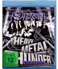 Películas en DVD y Blu-ray musicales metales de blu-ray