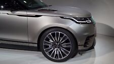 "NEW GENUINE RANGE ROVER VELAR 22"" ALLOY WHEELS & CONTINENTAL TYRES"