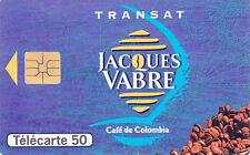 France télécarte 50 Transat  Jacques Vabre
