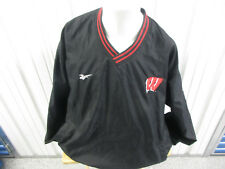 Vintage Reebok Wisconsin Badgers Basketball 2Xl Sewn Pull-Over Team Issued
