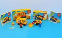 LEGO Classic Town Bundle Job Lot 6630 6651 with Box and Instructions