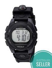 Timex Expedition Mens Digital Watch - Timer Chrono Alarm Time Zones TW4B07700