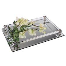 Deko Tablett Silber In Geschirr Tabletts Gunstig Kaufen Ebay