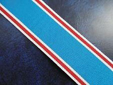 King George VI Coronation Medal 1937 Ribbon Full Size 15cm