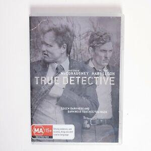 True Detective Movie DVD Region 4 AUS Free Postage - Crime Investigation