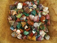 1000 Carat Lots of Fancy Jasper Rough - Plus a FREE Faceted Gemstone