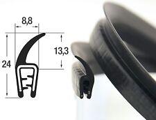 DF3 Kantenschutz mit Dichtung oben Dichtungsprofil Kofferraum Gummi EPDM PVC