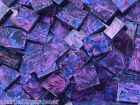 100+ Van Gogh Stained Glass Mosaic Tiles Blue Purple 1/2
