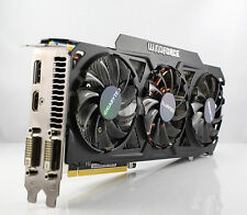 GIGABYTE Nvidia GeForce GTX 770 OC WINDFORCE 2GB Gaming Grafikkarte