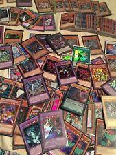 Yugioh!! 200 Karten! Deck Sammlung! Holos! Synchro, Xyz, Link! Sonderangebot!!