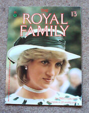 THE ROYAL FAMILY magazine Issue 13, Orbis, Diana, Prince Edward/Crown Jewels
