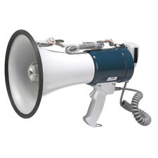 More details for eagle p636a handheld megaphone pistol grip and fist microphone 35 watt
